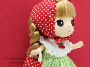 特价韩国正版冬已DDUNG正品可爱迷糊娃娃限量版NO.212号玩偶玩具,玩偶,