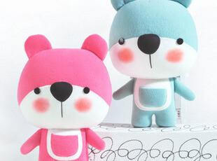 糖糖熊  玩偶公仔 生日 送女友创意 结婚礼物娃娃 红裙子 七夕,玩偶,