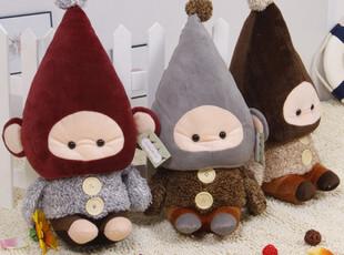 春季新款情人节礼物 毛绒玩具猴子公仔正版布奇怪搞怪猴创意个性,玩偶,
