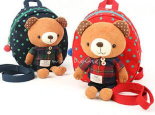 特价韩版Winghouse儿童书包可爱卡通小熊宝宝玩具双肩背包 防走失,玩偶,