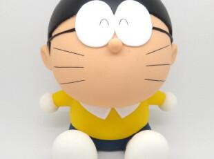 日本卡通动漫 哆啦A梦机器猫叮当 变身大雄 玩偶公仔 精致盒装,玩偶,