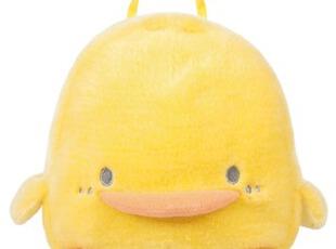 2011新款黄色小鸭930005毛绒造型背包  原价198元,玩偶,