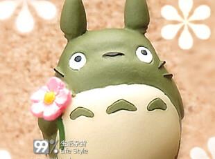 龙猫 印章 摆饰(多款可选)日本studio ghibli正品,玩偶,