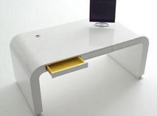 iPhone电脑桌 电脑桌烤漆 电脑桌台式桌 简约时尚桌 一体电脑桌,电脑桌,