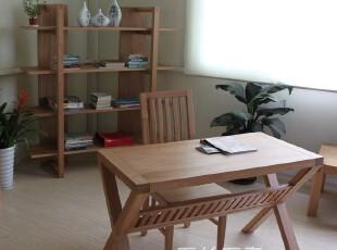 出口英国全实木 白橡木书桌 实木 办公桌 写字桌 白橡木家具,电脑桌,