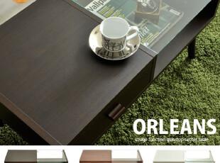 C小户型茶几 时尚 简约2012 玻璃茶几 宜家实木现代田园茶几 桌几,电脑桌,