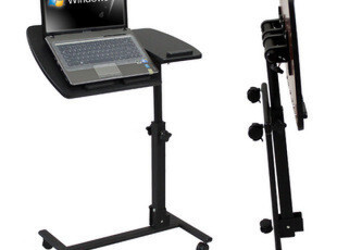虎爸爸 qq100 床上可移动可升降 多功能笔记本电脑桌 护理桌,电脑桌,