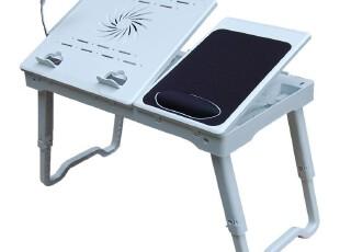 美极了笔记本电脑桌床上桌小桌子带散热塑料桌床桌懒人桌包邮,电脑桌,