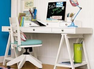 环保实木家具儿童房-书桌可定制,电脑桌,