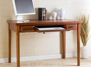 美式家具 厂家直销 美式乡村 简约现代书桌/电脑桌/写字台 SZ-014,电脑桌,