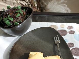 出口外贸陶瓷餐具 德国顶级名品异型瓷器 西餐盘果盘点心盘,盘碟,
