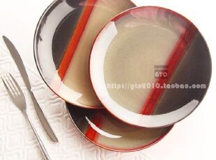 外贸陶瓷餐具美国名品SANGO 圆餐盘/摆盘/果盘 西餐餐具 西餐盘,盘碟,