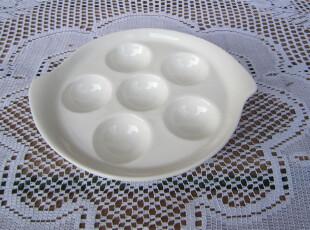 外贸陶瓷 瓷器餐具欧美名品LZ盘子水果盘  新骨瓷焗蜗牛盘 鸡蛋盘,盘碟,
