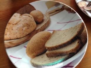 EASY LIFE 外贸陶瓷餐具 珐琅瓷 简单生活系列 点心小碟子,盘碟,
