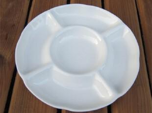 外贸陶瓷 瓷器餐具欧美名品LZ[5格]的小莱盘/点心盘/盘子水果盘,盘碟,