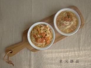 日式 橡木制 带把手长方椭圆托盘 蛋糕面包盘 寿司盘,盘碟,