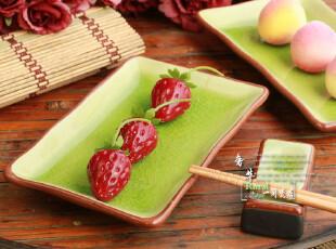 日韩风--西餐专用大小的蛋糕盘 面包盘子(两个款式)陶瓷餐具,盘碟,