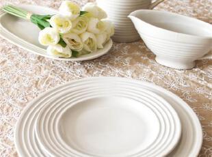 外贸陶瓷 瓷器餐具英国皇家W-D餐盘/西餐盘/果盘3钻感恩回馈特价,盘碟,