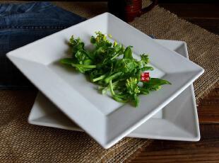 外贸陶瓷餐具 大方盘 牛排盘 餐盘 果盘 欧式,盘碟,
