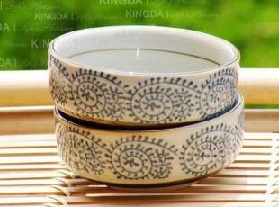 日式和风瓷器 手工陶瓷餐具 唐古草 直身味碟 酱油碟 芥末碟,盘碟,