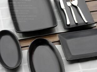 苏黎世家居 陶瓷餐具 琴爵 西餐盘 平盘 果盘,盘碟,