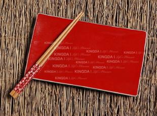 Kingda:特价瑕疵 日式陶瓷餐具 红色长方盘 寿司盘 刺身盘烤鱼盘,盘碟,