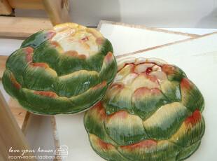 美丽说推荐  盘子 创意 手绘浮雕 外贸陶瓷餐盘/小菜盘/点心盘,盘碟,