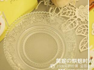 超精美   6寸蕾丝款盘子 水果盘 小蛋糕盘 雪糕盘,盘碟,