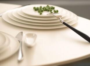 JIAInc 来自台湾 西餐盘5件套 厨房餐饮 瓷盘 西餐厅专用 可批发,盘碟,