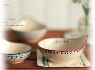 日本。make up。zakka。温婉和风。陶瓷。水玉点点。小碟L EI,盘碟,