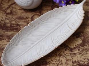 创意盘子 做旧仿古欧式陶瓷餐具外贸出口蛋糕碟子个性礼物,盘碟,