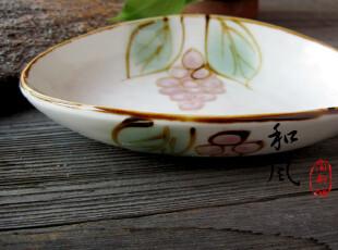 陶斯咏】陶瓷 原单 日式餐具 外贸 盘子 菜盘 餐具 小碟子,盘碟,