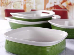 欧洲名品 陶瓷 詹姆士的家 微波炉 烤箱专用 汤盆 汤盘 烤盘 7折,盘碟,