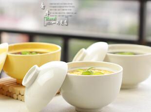 陶瓷盖碗/鲍鱼盅 首饰收纳 零食罐 饰品摆件,碗盆,