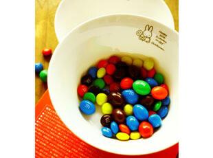 正版尾单miffy米菲 55周年纪念版高品质面碗!日式汤碗饭碗160,碗盆,