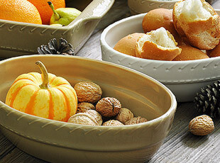 Ralph-Lauren系列 高级陶瓷 椭圆烤碗 面包碗,碗盆,