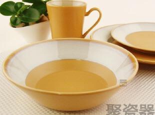 外贸餐具出口瓷器sango/映月 碗面碗沙拉碗 饭碗 陶瓷碗 汤碗,碗盆,