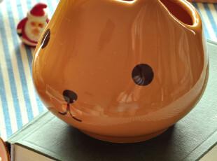独家.土拔鼠碗/陶瓷碗/米饭碗汤碗/超级可爱!可配同系列炉子加热,碗盆,