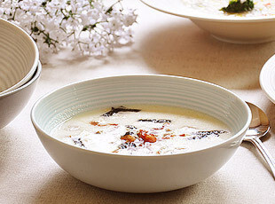 皇家道尔顿 陶瓷餐具 条纹 碗 汤碗  面碗,碗盆,