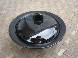 外贸陶瓷餐具Luzerne黑色新骨瓷汤碗带盖 墩盅 饭碗,碗盆,