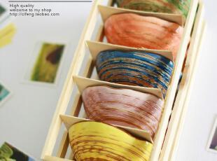 特价秒杀日式韩式贝壳碗面碗米饭碗陶瓷碗套装景德镇外贸日本餐具,碗盆,