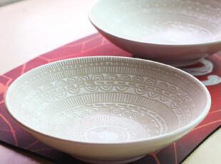外贸陶瓷 高档餐具新加坡名品 苏美尔 汤碗 饭碗 小圆碟子,碗盆,