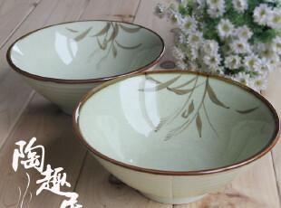 [清仓特价]传统和风陶瓷斗形米饭碗/凉菜碗 日单陶瓷,碗盆,