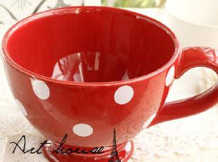 出口欧美外贸陶瓷波点面碗 拉面碗 粥碗 汤碗 菜碗 饭碗,碗盆,