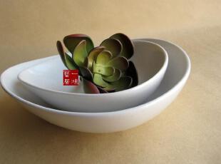 陶瓷餐具瓷器德国顶极名品异型餐盆 果盆 沙拉盆,碗盆,
