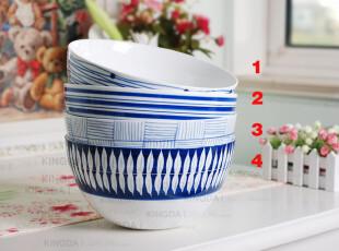 Kingda出口欧洲 西餐瓷器原单 爱情海 超大汤碗 汤盆 沙拉盆 果盆,碗盆,