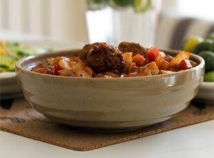 """猪猪大爱:SAKURA纯石器淡棕色简约质朴餐碗/汤碗""""卡比"""" 出口,碗盆,"""