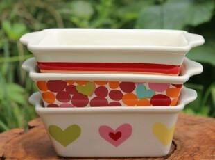 【烤盆\碗】 情人心花园  小可爱--3款可选,碗盆,