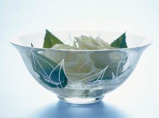丹麦Rosendahl Filigran叶片纹果盘/沙拉碗24cm 38500 正品现货,碗盆,