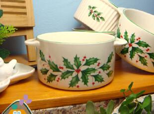 烤碗 外贸陶瓷 烘焙 法式点心烤碗/舒芙蕾碗,碗盆,